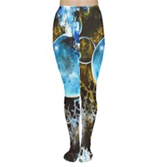 Space Horses Women s Tights