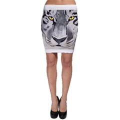 The Eye Of The Tiger Bodycon Skirts