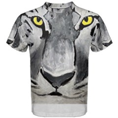 The Eye Of The Tiger Men s Cotton Tees