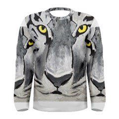 The Eye Of The Tiger Men s Long Sleeve T-shirts