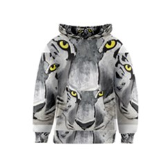 The Eye Of The Tiger Kid s Pullover Hoodies