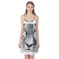 The Eye Of The Tiger Camis Nightgown