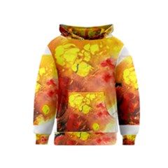 Fire, Lava Rock Kid s Pullover Hoodies