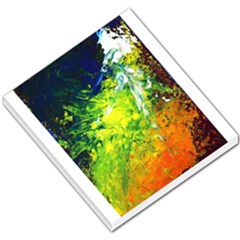 Abstract Landscape Small Memo Pads