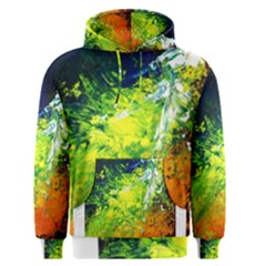 Abstract Landscape Men s Pullover Hoodies