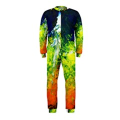 Abstract Landscape OnePiece Jumpsuit (Kids)