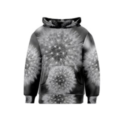 Modern Daffodil Seed Bloom Kid s Pullover Hoodies
