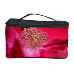 Bright Red Rose Cosmetic Storage Cases