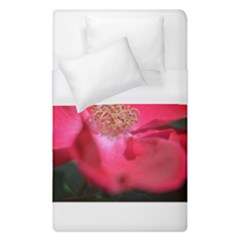 Bright Red Rose Duvet Cover Single Side (single Size)