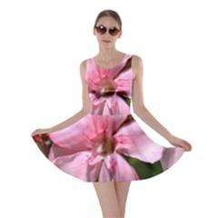 Pink Oleander Skater Dresses