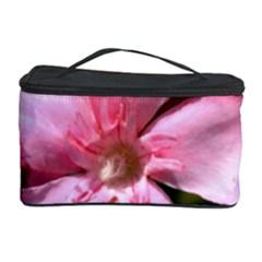 Pink Oleander Cosmetic Storage Cases