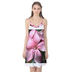Pink Oleander Camis Nightgown