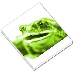 Green Frog Small Memo Pads