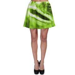 Green Frog Skater Skirts