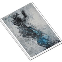 Ghostly Fog Large Memo Pads