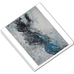 Ghostly Fog Small Memo Pads