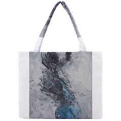 Ghostly Fog Tiny Tote Bags