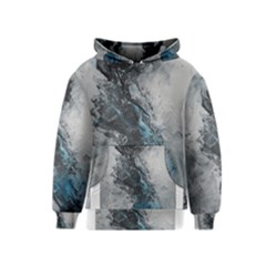Ghostly Fog Kid s Pullover Hoodies
