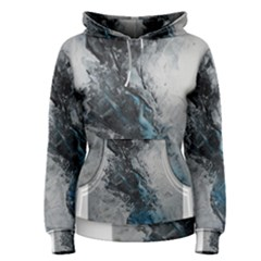 Ghostly Fog Women s Pullover Hoodies