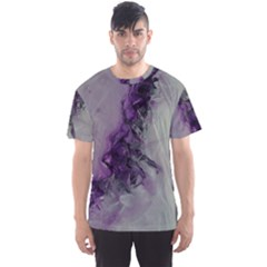 The Power Of Purple Men s Sport Mesh Tees