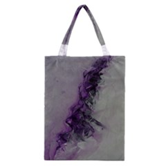 The Power Of Purple Classic Tote Bags