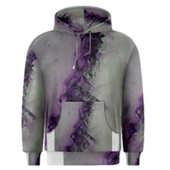 The Power Of Purple Men s Pullover Hoodies