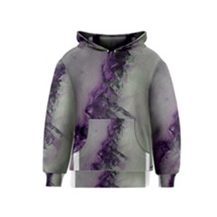 The Power Of Purple Kid s Pullover Hoodies