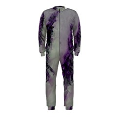 The Power Of Purple Onepiece Jumpsuit (kids)