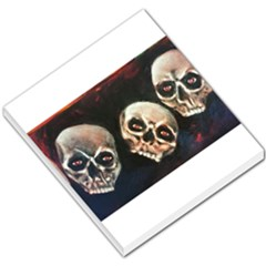 Halloween Skulls No. 2 Small Memo Pads