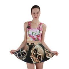 Halloween Skulls No  2 Mini Skirts
