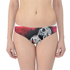Halloween Skulls No. 3 Hipster Bikini Bottoms