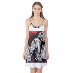 Halloween Skulls No. 3 Camis Nightgown
