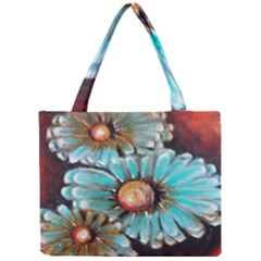 Fall Flowers No. 2 Tiny Tote Bags