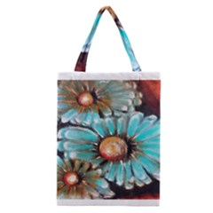 Fall Flowers No  2 Classic Tote Bags