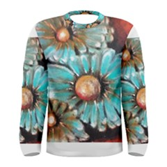 Fall Flowers No. 2 Men s Long Sleeve T-shirts
