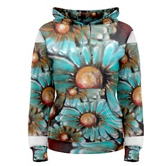 Fall Flowers No. 2 Women s Pullover Hoodies