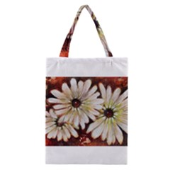 Fall Flowers No  3 Classic Tote Bags