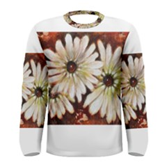 Fall Flowers No. 3 Men s Long Sleeve T-shirts
