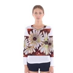 Fall Flowers No. 3 Women s Long Sleeve T-shirts