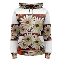 Fall Flowers No  3 Women s Pullover Hoodies