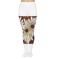 Fall Flowers No. 3 Women s Tights