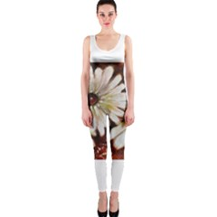 Fall Flowers No  3 Onepiece Catsuits