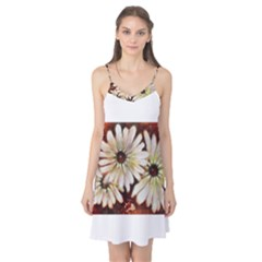 Fall Flowers No. 3 Camis Nightgown