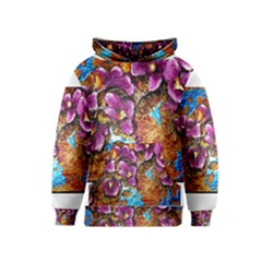 Fall Flowers No. 5 Kid s Pullover Hoodies
