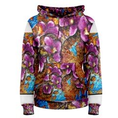 Fall Flowers No. 5 Women s Pullover Hoodies