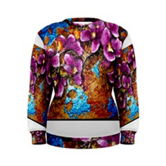 Fall Flowers No. 5 Women s Sweatshirts