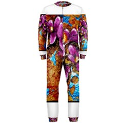 Fall Flowers No. 5 OnePiece Jumpsuit (Men)