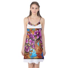 Fall Flowers No. 5 Camis Nightgown