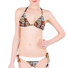 Fall Flowers No. 6 Bikini Set