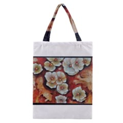Fall Flowers No. 6 Classic Tote Bags